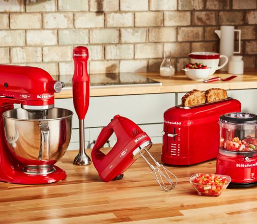 Бытовая техника KitchenAid – красота, надежность и совершенство