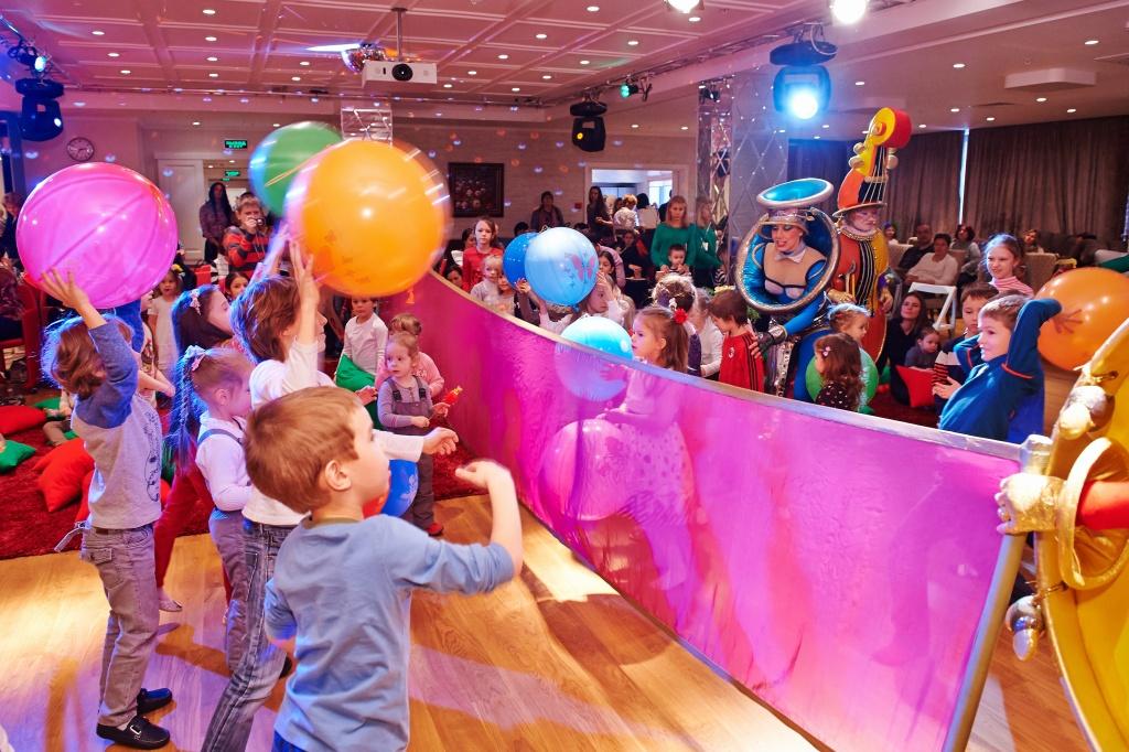 Профессиональное проведение детских праздников в Москве