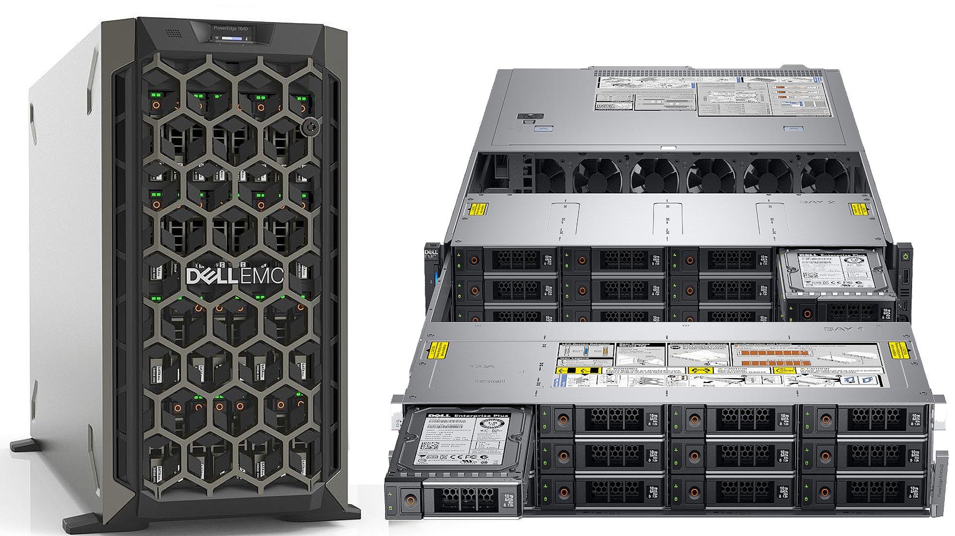 Покупка нового или бу сервера через интернет