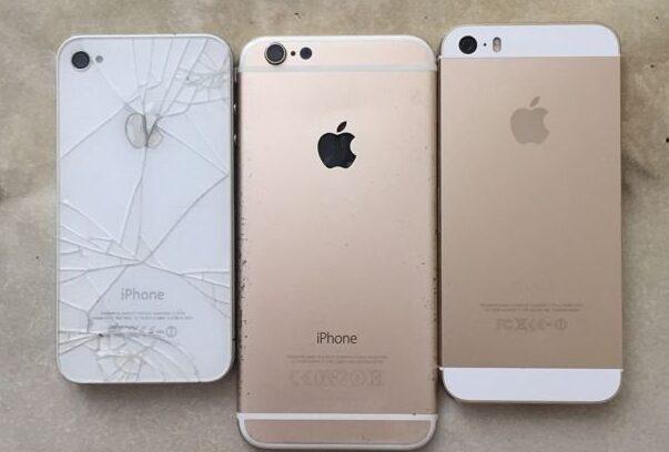Ремонт и продажа сломанных iPhone и другой техники Apple