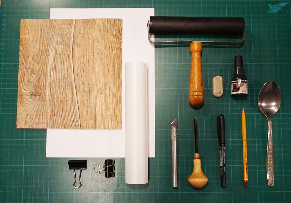 Каталог лучшей продукции для рисования, скульптуры и создания линогравюр