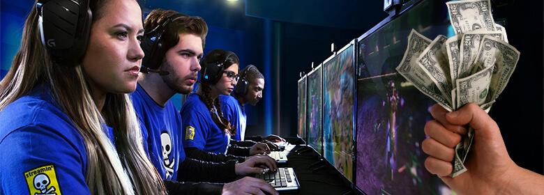Ставки на спорт и киберспорт онлайн